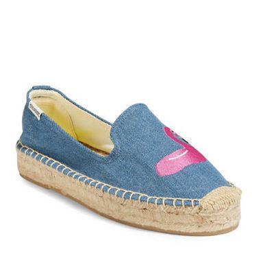SOLUDOS Mary Matson 渔夫鞋 87.75加元,原价 135加元