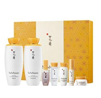 Sulwhasoo 雪花秀 Essential Duo滋阴系列水乳套装 140.99加元(7件)!