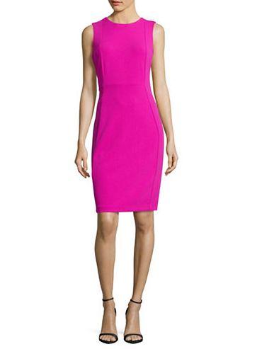 CALVIN KLEIN 修身显瘦无袖长裙 49.99加元(8码),原价 159加元