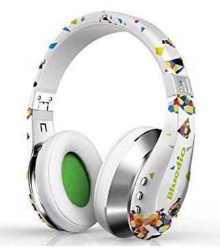 Bluedio 蓝弦 A 时尚头戴式耳机1.9折 28加元限量特卖并包邮!