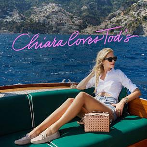 让休闲风格也能出色有型!Tod's 经典女款休闲鞋 3.7折起特卖!
