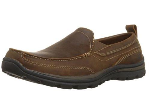 Skechers Superior Gains 男士一脚蹬 52.46加元起(2色),原价 173.07加元,包邮