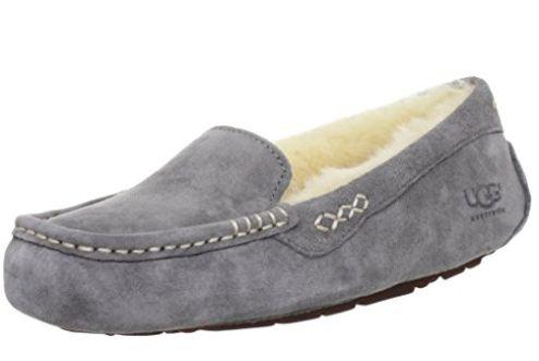 UGG Ansley 防水麂绒休闲鞋 65.5加起(多色可选),原价 125加元