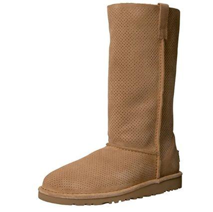 UGG Classic 女款长筒冬靴 121.65加元(6码),原价 195.75加元,包邮