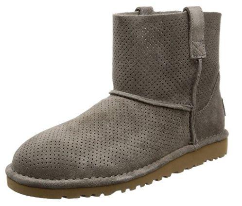 UGG Classic 女款短靴(2色) 87.8加元起特卖,原价 162加元,包邮