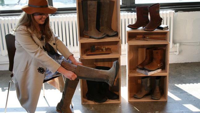 SOREL Major 长款女靴 103.92加元,原价 260加元