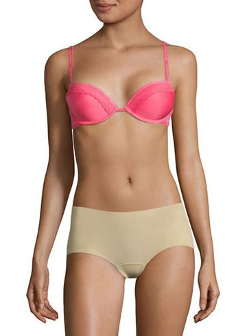 CALVIN KLEIN Signature粉色内衣 16.88-19.13加元,原价 50加元