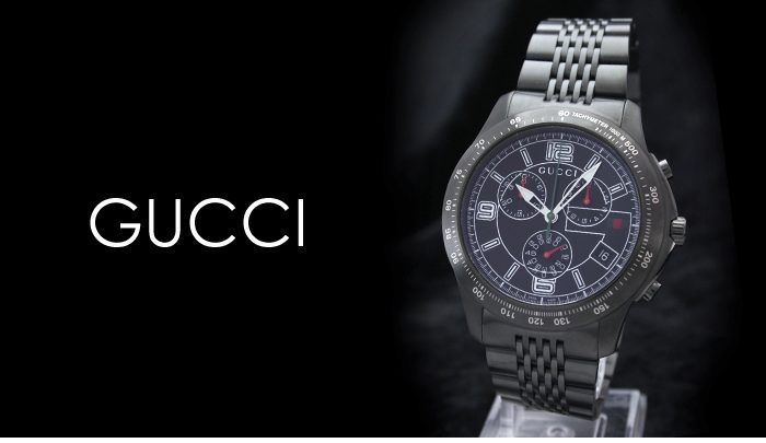 精选 36款 Gucci 男士时尚腕表 5折特卖,折后低至 510.02加元!