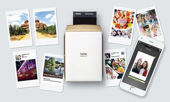 近史低价!Fujifilm 富士 Instax Share SP2 拍立得 手机打印机6.2折 150.21加元包邮!