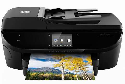 HP 惠普 ENVY 7640e 无线多功能一体打印机2折 39.91加元!