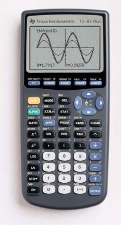 Texas Instruments TI-83 Plus 图形计算器 119加元包邮!