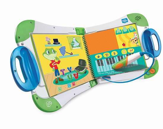 销量冠军!Leapfrog LeapStart 幼儿早教点读学习机 37.88加元包邮!