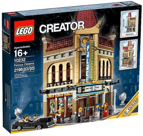 LEGO 乐高 10232 街景系列 豪华大剧院(2196pcs) 159.99加元包邮!