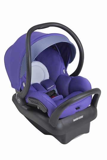 历史新低!Maxi-Cosi Mico Max 30 黑色超轻婴儿提篮 251.99加元包邮!