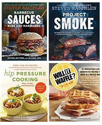 金盒头条:精选50款畅销烹饪Kindle版电子书0.99加元起特卖!