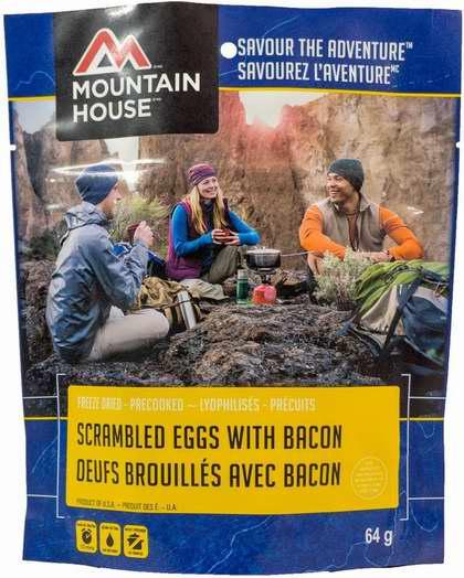 精选11款 MountainHouse 山肴 营养冻干食品/户外速食/应急食品 满50加元立省10加元!