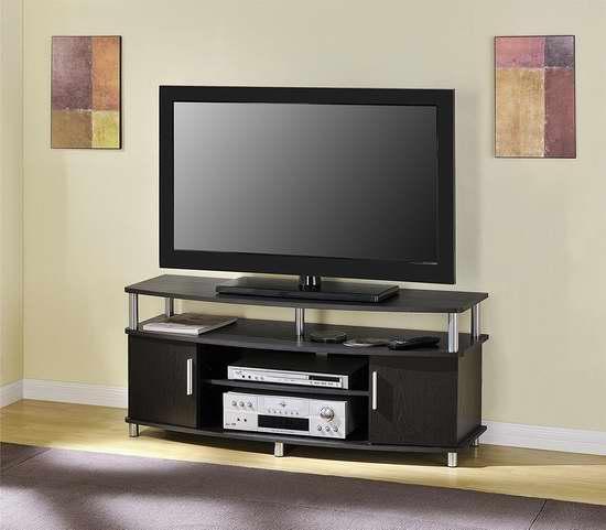 历史新低!Altra Furniture Carson 50英寸电视柜 92.39加元包邮!