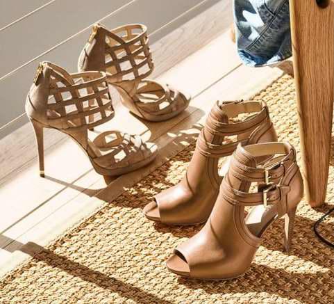 精选142款 Michael Kors 时尚女士鞋靴3起特卖!