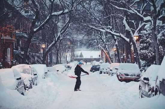 下雪了!加拿大开始进入冰冻模式?赶紧备一台铲雪机吧!