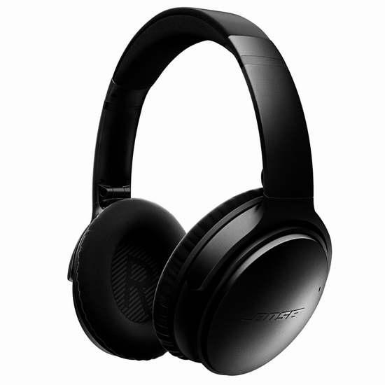 历史新低!Bose QuietComfort 35 蓝牙无线降噪耳机 392.76加元包邮!