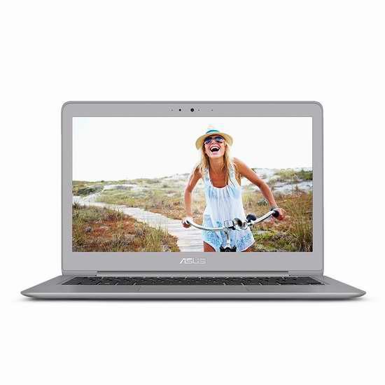 近史低价!ASUS 华硕 ZenBook UX330UA-AH54 13.3寸超薄笔记本电脑 920.43加元包邮!