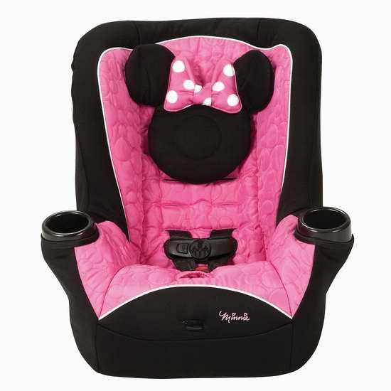 历史新低!Disney 迪士尼 22171CCLJ Apt 50 米妮老鼠 成长型儿童汽车安全座椅6.2折 99.99加元包邮!