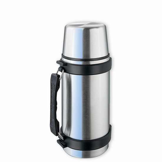 Isosteel VA-9551Q 500ml 真空双层不锈钢保温杯5.6折 9.99加元限量特卖!