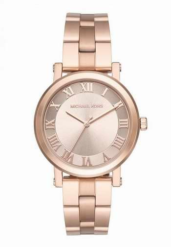 历史新低!Michael Kors Norie MK3561 女士玫瑰金腕表/手表 157.97加元包邮!
