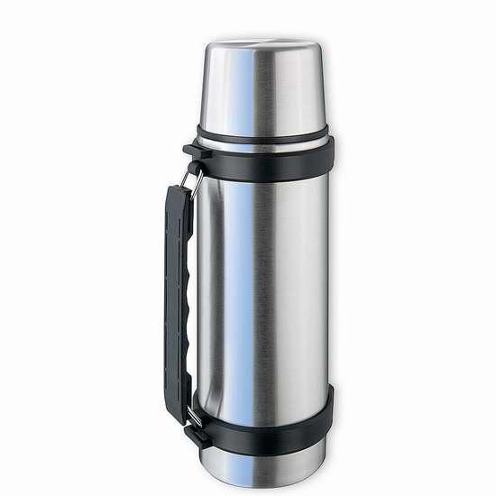 Isosteel 750ml 真空双层不锈钢保温杯5.4折 16.1加元限量特卖!