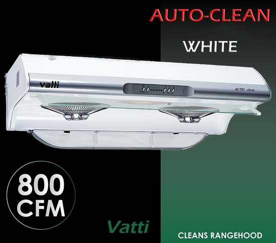 Vatti 华帝 800CFM 自动清洗 抽油烟机 239.99加元限量特卖并包邮!