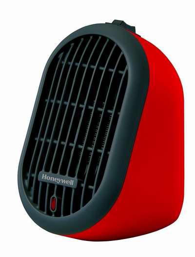 历史最低价!Honeywell HCE100RCD1 个人迷你电取暖器5折 14.99加元!
