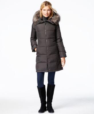 精选数十款 Calvin Klein、Guess、Lauren Ralph 等品牌女式防寒服3折起清仓!额外再打7.5-8.5折!