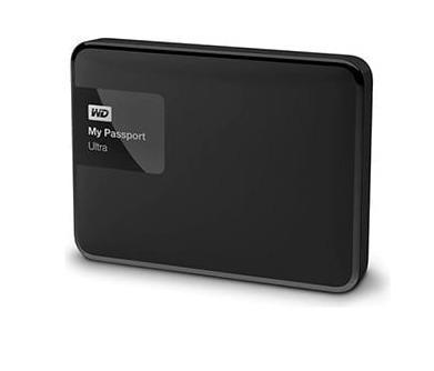 WD My Passport Ultra 3TB 便携式移动硬盘 75.96加元+包邮!