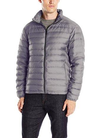 Calvin Klein男士经典防寒服 65.93加元起,原价 223.86加元,包邮