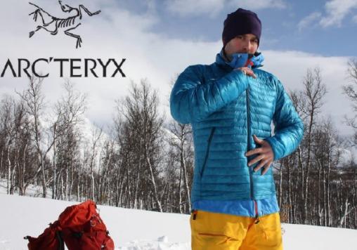 精选上百款 Arc'teryx 始祖鸟、The North Face等顶级户外服饰 4.5折起特卖!