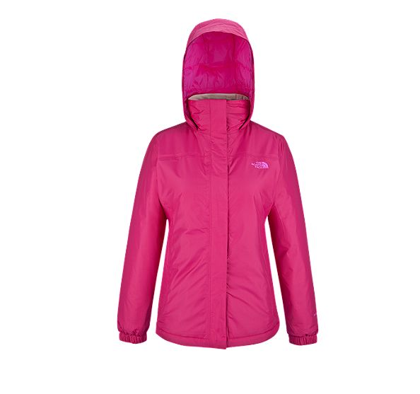 The North Face Resolve 女士防水防风保暖外套 59.88加元清仓特卖!9色可选!
