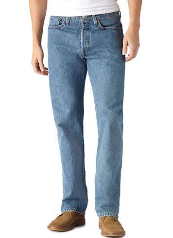 精选 LEVI'S 男士牛仔裤 39.99加元起+包邮!