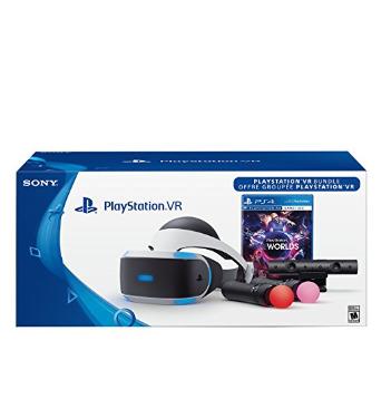 PlayStation VR Worlds全新的虚拟实境的世界游戏( P4 ) 479.96加元,原价 579.99加元,包邮