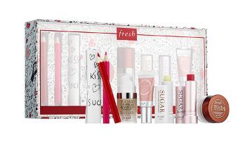 Fresh Sugar Lip Prep 'N' Paint 健康滋养唇膏节日套装 47加元(价值 82加元)!