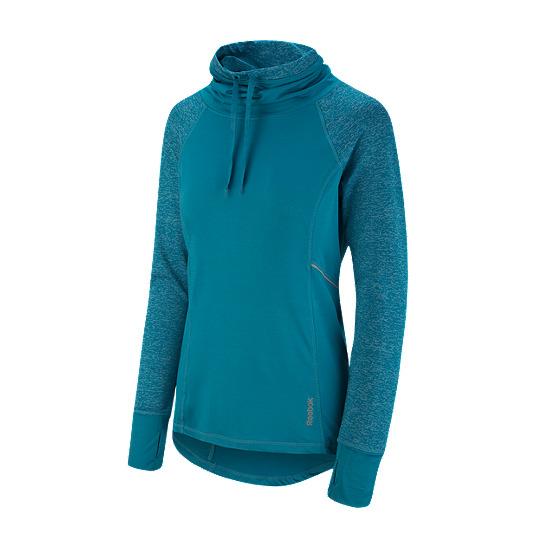 Reebok Elevate 女士长袖套衫 27.87加元(2色),原价 69.99加元