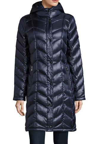 CALVIN KLEIN The Coat 带帽羽绒服 82.87加元(3色),原价 159加元