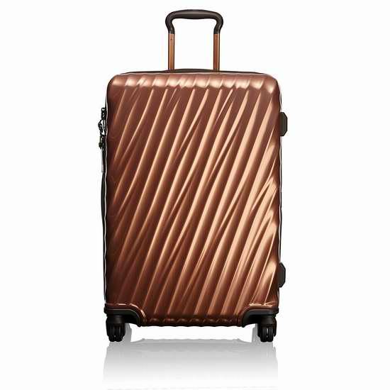 历史新低!TUMI 途明 0228664COP2 19 Degree 25寸 铝合金拉杆行李箱4.7折 351.52加元包邮!