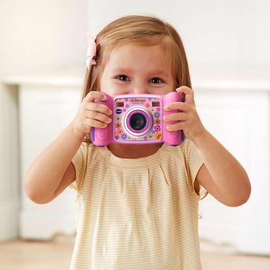 速抢!历史新低!VTech Kidizoom 多功能防摔儿童相机6折 29.97加元!