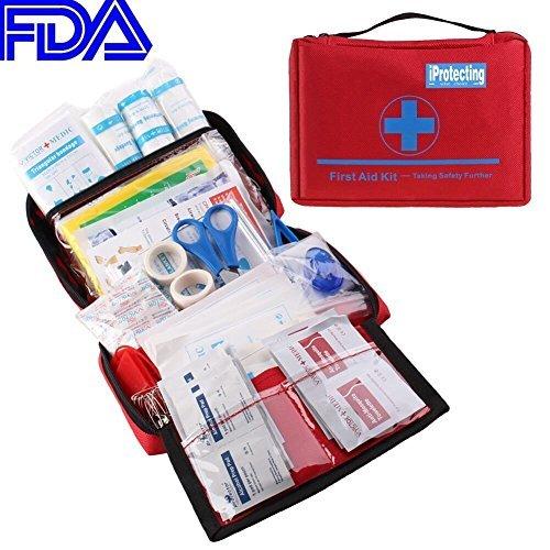 iProtecting 便携式专业家用医疗急救包119件套 27.87加元限量特卖!