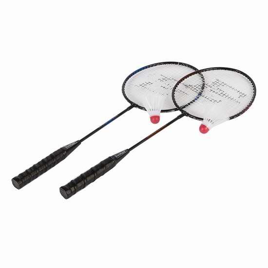 白菜价!历史新低!EastPoint Sports 羽毛球拍套装2.9折 8加元清仓!