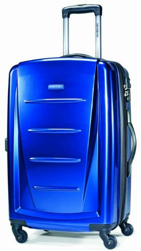 Samsonite 新秀丽 Winfield 2 28寸全PC金属蓝硬壳拉杆行李箱 100.38加元包邮!