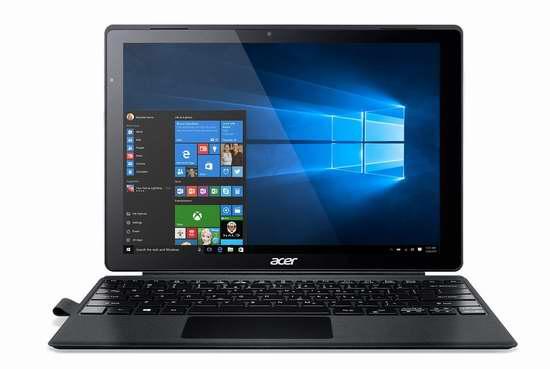 历史新低!Acer 宏碁 Aspire Switch 12英寸二合一 平板笔电 变形本5.8折 544.03加元包邮!