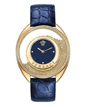 白菜价!历史新低!Versace 范思哲 VAR030016 Destiny Spirit Small 女士时尚腕表/手表1.7折 342.59加元包邮!