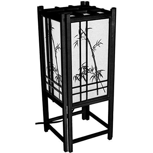 历史新低!Oriental Furniture 日式复古竹画台灯2.7折 36.85加元包邮!