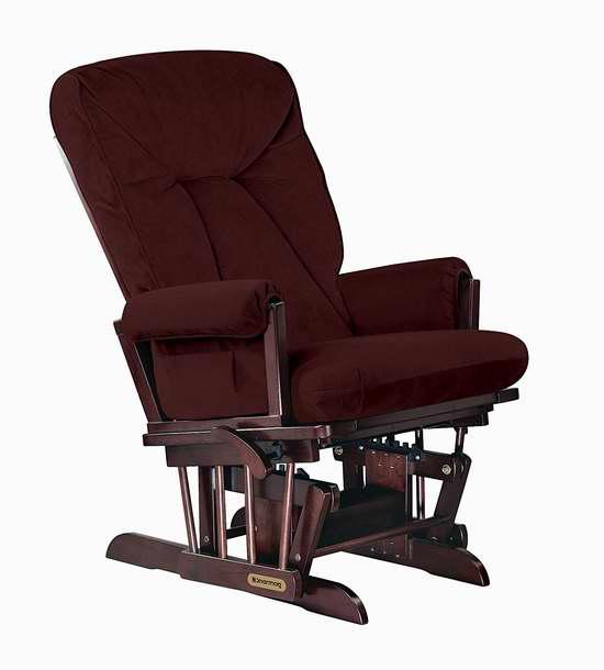 历史新低!Shermag 超厚舒适软垫躺椅/妈妈椅/哺乳椅2.9折 175.99加元包邮!